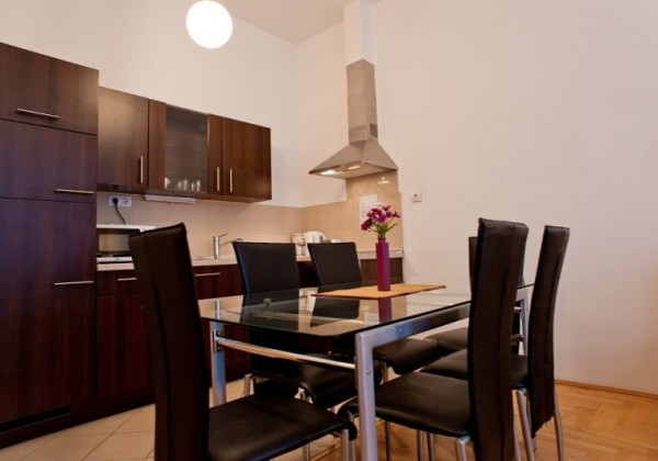 Appartement Budapest All 4U